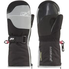 Zanier Gloves Fluffy.GTX Handschoenen Kinderen grijs/zwart